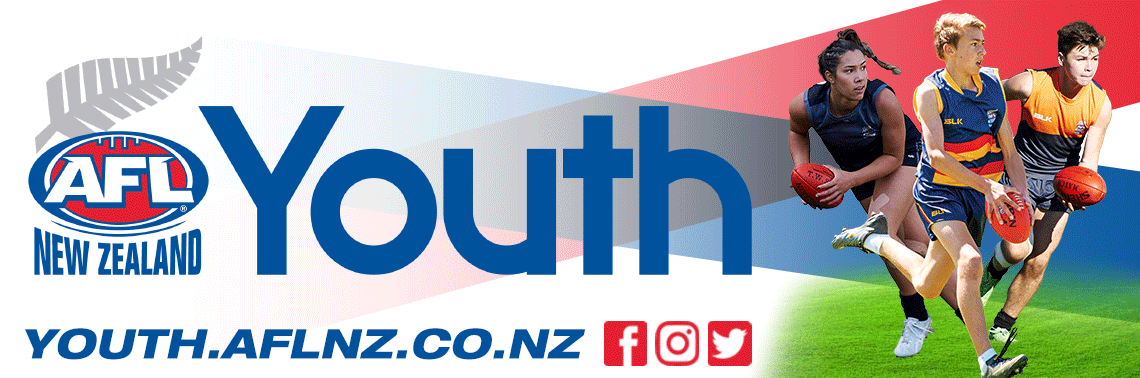 AFL New Zealand Youth Competition 2018